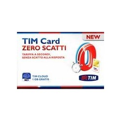 Sim Tim Zero Scatti New