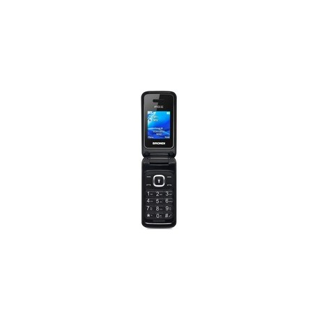 Senior Phone BRONDI FOX Dual Sim Black