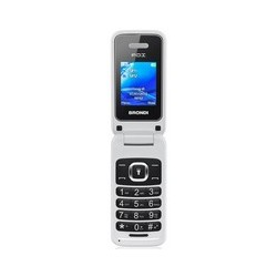 Senior Phone BRONDI FOX Dual Sim White
