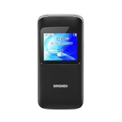 BRONDI WINDOW Dual Sim black / grey