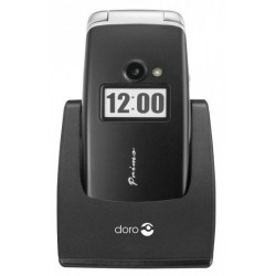 DORO Primo 413 Senior Phone Black